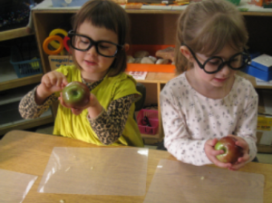 PreK Apple